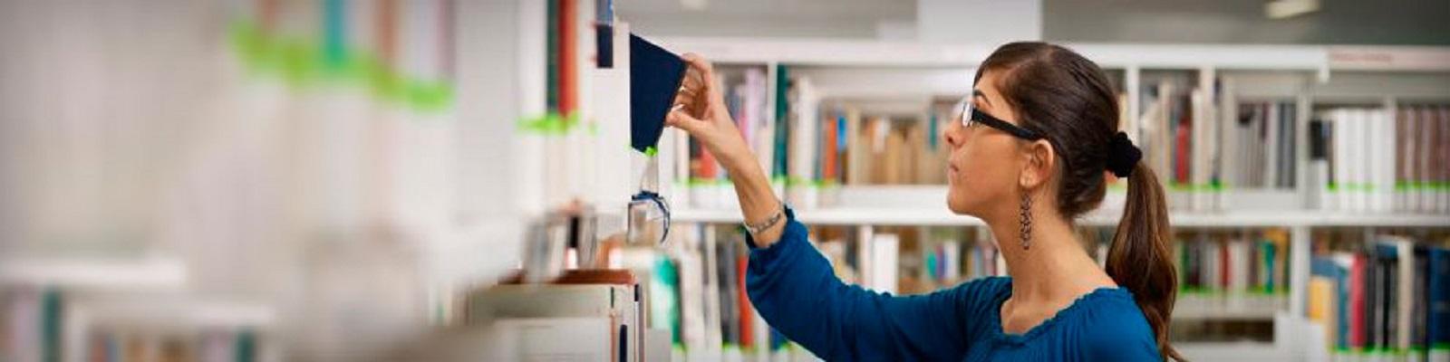 Visite Nossas Bibliotecas