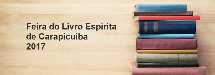 Feira do Livro Espírita de Carapicuíba 2017